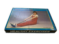 Vintage 70s/80s Healthy Exerciser Spring Machine Arms Abdominal