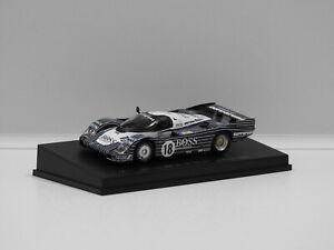 1:64 Porsche 956  - 1983 7th 24Hr Le Mans (J.Lassig/A.Plankenhorn/D.Wilson) #18