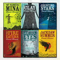 David Almond Collection 6 Books Set Pack My Name is Mina,Clay,Counting Stars NEW