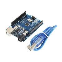 UNO R3 ATMEGA328P CH340G Micro USB Compatible to Arduino W/ Free Cable F Ardui ′