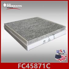 FC45871C(CARBON) 27277-JA00A CABIN AIR FILTER ~ 2011-17 QUEST & 2007-12 ALTIMA