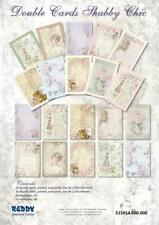 Reddy - Shabby Chic Double Cards Kit