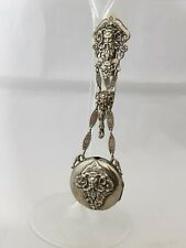 Old antique Pocket watch chatelaine chain