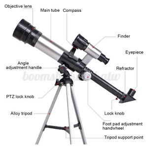 Professional Telescope Astronomical Refracting Night Vision HD Space Star Mirror