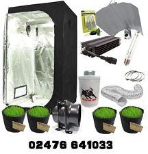 Grow Tent 1.2 Complete Digital 600w Watt Dimmable Ballast Light Kit Hydroponics