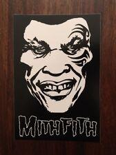 The Misfits / Mike Tyson Sticker