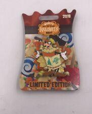 Disney MNSSHP 2018 Halloween Party Limited Edition Goofy Pin