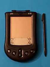 Palm Pilot One M100 Pda Hand Held Organizer Notes Calendar Contacts Stylus Used