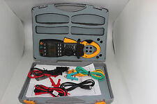 MS2203 3 PHASE DIGITAL POWER CLAMP METER power factor MASTECH