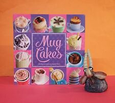 Mug Cakes ~ Delicious Cakes, Super Fast/cakes/desserts/cookery HBDJ