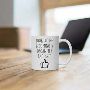 Best Organizer Gift Organizer Mug Gift For Organizer Becoming Organizer Gift New