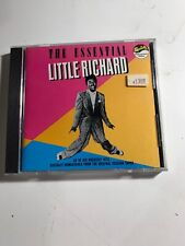 The Essential by Little Richard (CD, 1985, Universal)