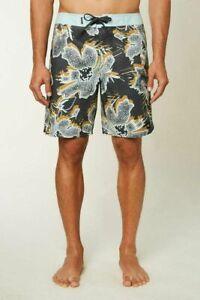 "O'Neill Intrusion 19"" Board Shorts Swim Trunks Mens Size 32 - 40"