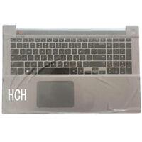 NEW US keyboard For Samsung NP700Z7A NP700Z7B NP700Z7C Backlit Plamrest cover