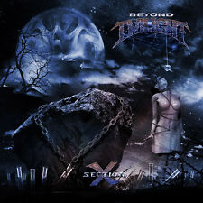 BEYOND TWILIGHT - Section X - Digipak-CD - 205452