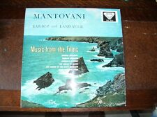 Mantovani with Rawicz & Landauer - Music from the Films LP