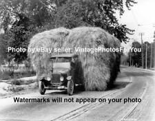 Old Antique Prohibition Era 1921 Ford Motor Company Model T/TT Truck Farm Photo