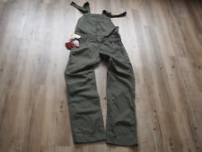 DEADSTOCK Levis Workwear Latzhose/ Dungaree/ Salopette/ Overall W32 L32 OLIV