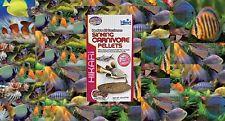 Hikari Sinking Carnivore Pellets Fish Food 74g Catfish Stingrays Plecos