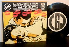 The Nein Cantwell Gomez & Jordan To Love The Unlovely 45  SIT-N-SPIN SSR-024