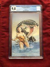 Cavewoman Riptide #1 - CGC 9.8 -  Amryl/Basement Comics