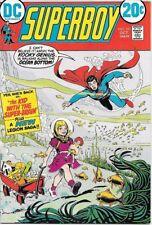 Superboy Comic Book #191 DC Comics 1972 VERY FINE