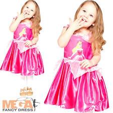 Baby Disney Sleeping Beauty Girls Fancy Dress Party Costume 3-6 Months Dcprsbg03