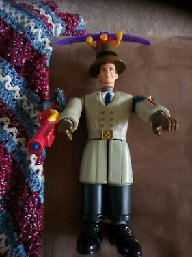 Disney Inspector Gadget McDonalds Happy Meal Toy Set 1999 14 Missing Belt Watch