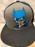 BATMAN Six Flags DC Comics Snapback Adult Cap Hat