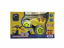NEW Minions Remote Controlled RC Speed Stuntcar Upgrade Version Toy Xmas Gift