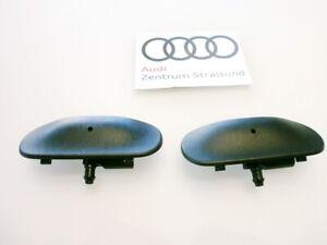 Original Audi - A6 / Set: 2x Fächerdüse beheizbar / 4G0955988A / 4G0955987A