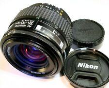 Nikon Zoom-NIKKOR 35-70mm f3.3-4.5 AF Lens made in Japan