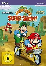 Die Super Mario Bros. Super Show - Vol. 2 * DVD Zeichentrick 13 Folgen Pidax Neu