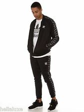 nwt~Adidas SHELL-TOE TRACK SUIT JACKET Sweat Shirt superstar Top-PANTS~Mens sz M