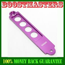 Battery Tie Down BLACK FOR2002-2006 RSX PURPLE
