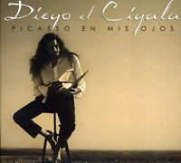 Diego el Cigala - Picasso en Mis Ojos [New CD] Digipack Packaging, Ger