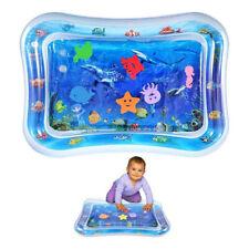 Estera de Agua Inflable Niños Bebés Alfombra Juguetes Divertidas Actividades