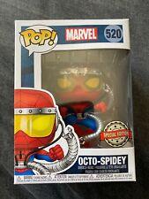 FUNKO POP Marvel 80 Years - Spiderman - Octo-Spidey #520 Exclusive