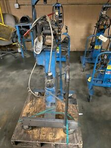"""One used Micro Products """"Microweld"""" Model J4S Butt Welder"""