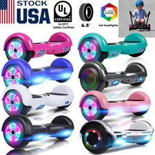Bluetooth Hoverboard Electric Self Balancing Scooter UL noBag Scooters Hoverkart