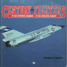 AIRLIFE CENTURY FIGHTERS F-100 HUN F-101 CF-101 CAF F-102 F-104 F-105 THUD F-106