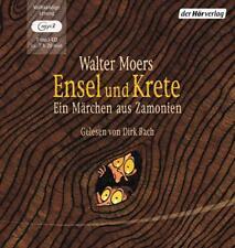 Ensel und Krete. 6 Hörspiel-CD von Moers Walter, Dirk Bach, gebraucht