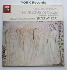 SLS 1435133 - VAUGHAN WILLIAMS - The Pilgrim's Progress - Ex Con 2 LP Record Set