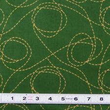 Lot L986 - HEAVY METAL - Hunter Green by Windham - Patchwork by the ½ metre