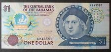 Bahamas P50a Dollar Gem Uncirculated