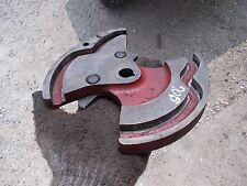 Farmall 706 806 Tractor Ihc Transmission Top Housing Shifter Shift Plate