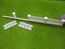 LG20006 1 Meter Model Railway Building Fence Wall Scale 1:200 N Z