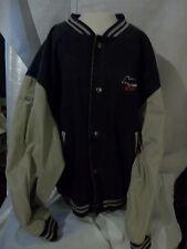 VTG Geoff Bodine Aquafresh Team Racing  used  Jacket  XL  Dunbrooke Nascar