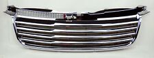 VW Passat B5.5 02-05 Chrome Front Hood Badgeless Horizontal Sport Grill