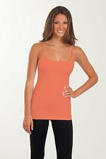 Snug Basic Cami the Perfect Layering Piece AP12808 Sorbet One Size